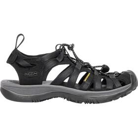 Keen Whisper sandaalit Naiset, black/magnet